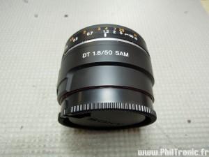 Sony DT 1.8/50 SAM
