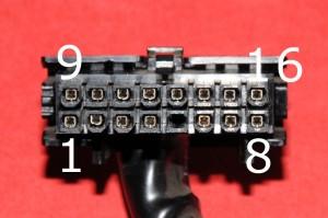 Connecteur P2 alim apple g5