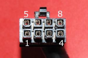 Connecteur P3 alim apple g5