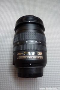 Nikon Nikkor AF-S 18-70 3.5-4.5