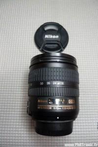 Zoom Nikon Nikkor AF-S 18-70 3.5-4.5