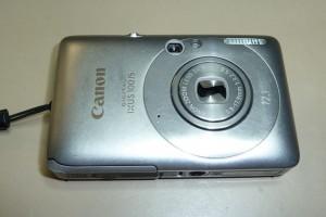 Canon Ixus 100IS