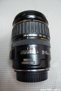 Zoom Canon 28-135 IS