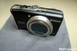 Canon PowerShot IS200