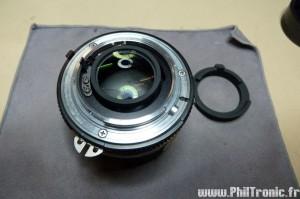 Nikon Nikkor 50mm 1:1.8