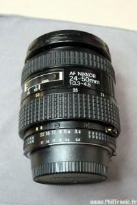Zoom Nikkor AF 24-50