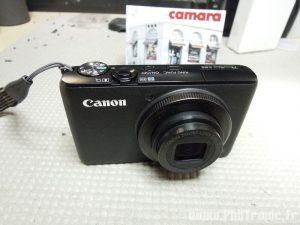Canon powershoot S95