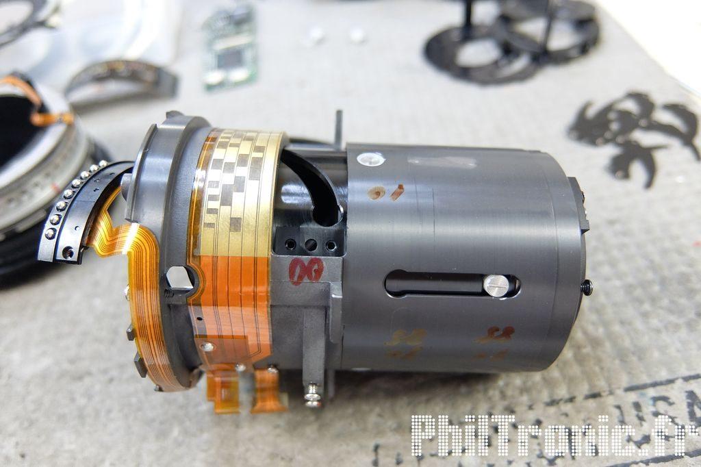 Nikon AF-S 60 G F/2,8 macro en panne